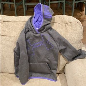 Kids Underarmour Sweatshirt